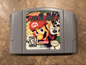 Mario Party N64 for Sale in Portland, OR