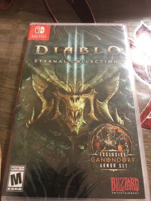 Diablo brand new game for Sale in Loma Linda, CA
