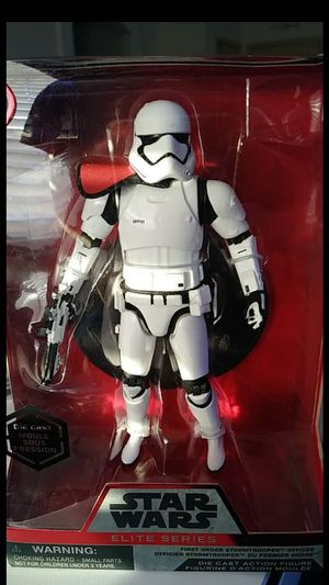 $100 obo Star wars die cast action figures collectible for Sale in Gilbert, AZ