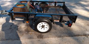 Tilted trailer for Sale in Benbrook, TX