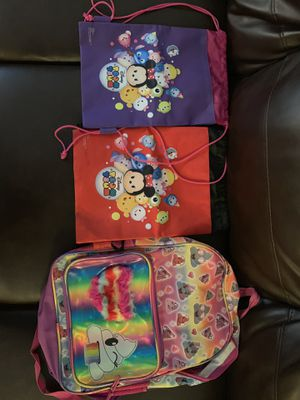 Backpack/bags for Sale in Mission Viejo, CA