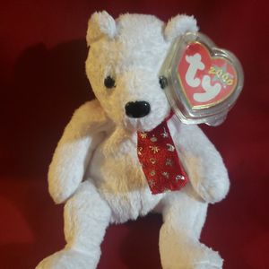 TY Beanie Babies 2000 Holiday Teddy for Sale in Fremont, CA