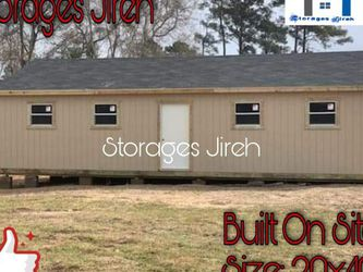 Storages (Sheds) for Sale in Houston, TX