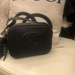 Gucci Black Cross Body Boy Bag for Sale in Upper Marlboro, MD