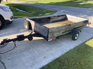 4' x 8' home built trailer for Sale in Palm Bay, FL