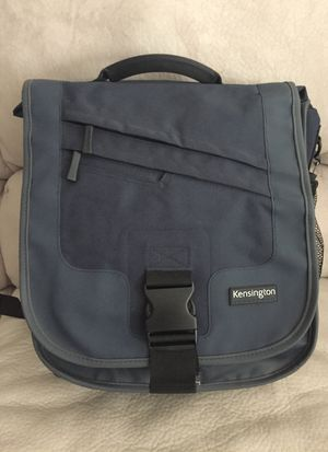 Kensington Navy Blue Laptop Bag/backpack for Sale in Roseville, CA