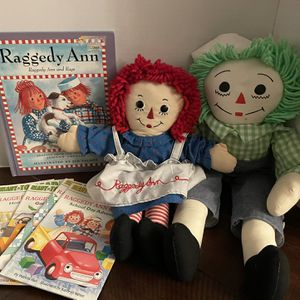 Raggedy Ann And Andy Collectibles for Sale in Phoenix, AZ