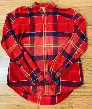 Barbour Flannel Plaid Shirt - SZ: SMALL for Sale in Washington, DC
