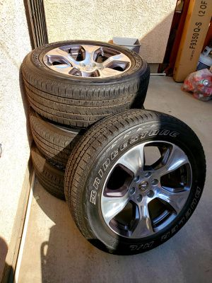 Rims and tires for Sale in Compton, CA