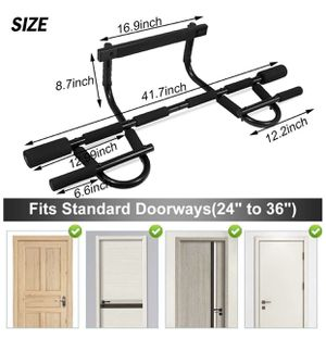 Door Frame Pull-up Bar Body Workout NEW! for Sale in San Diego, CA