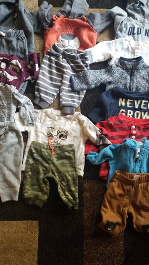 6-9 month fall and winter clothes for Sale in Portland, OR