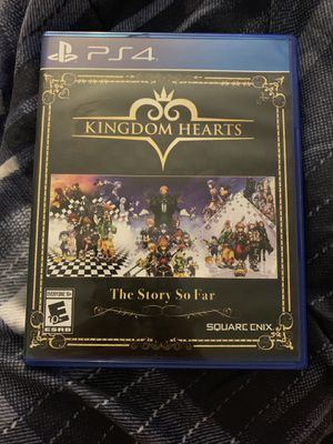 Kingdom Hearts - The Story So Far for Sale in Tolleson, AZ