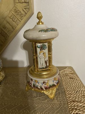 Capodimonte carousel for Sale in Fort Lauderdale, FL