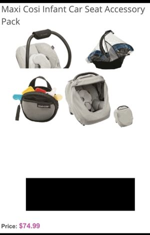 Maxi cosi Accesories for Sale in Richmond, TX