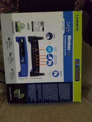 Linksys wireless router / line control system for Sale in Pembroke Pines, FL
