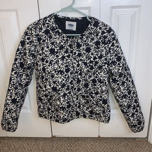 black and white printed jacket for Sale in Hamden, CT