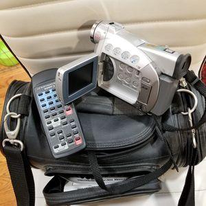 Canon video camera for Sale in Falls Church, VA