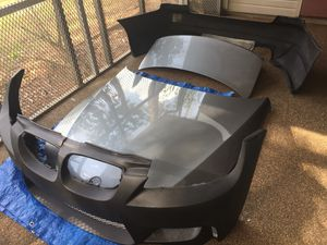 07-10 BMW 3 series stock & aftermarket parts(UPDATE front bumper sold) for Sale in Tampa, FL