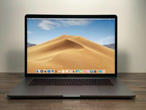MacBook Pro 15 inch Year 2017 for Sale in Newton, MA