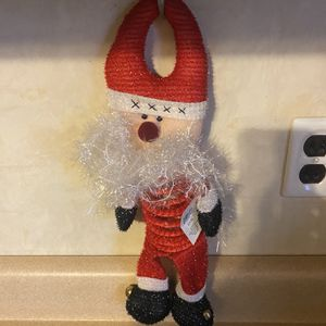 Santa Claus Door Knob Decoration for Sale in Aliquippa, PA