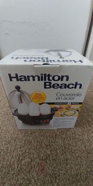 HAMILTON EGG COOKER for Sale in Wichita, KS