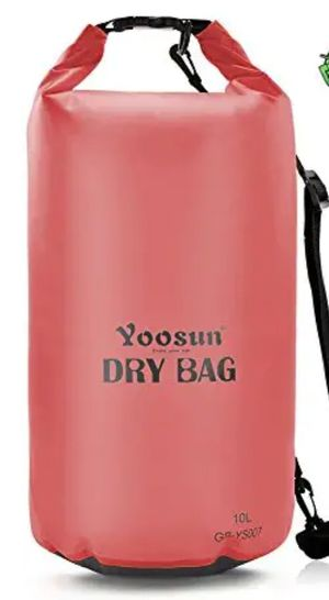 Red dry bag for Sale in Fort Worth, TX