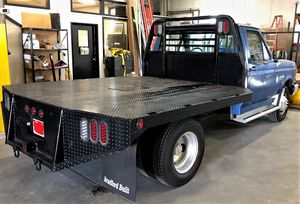 89' Ford F-350 Dually Flatbed for Sale in Commerce City, CO