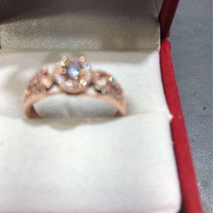 Pure 925 Sterling silver ladies ring for Sale in Houston, TX