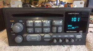 1995 - '97 Chevrolet S-10 Blazer Factory OEM Delco AM/FM CD Head Unit 16211095 for Sale in San Francisco, CA