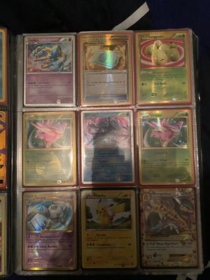 Pokémon Card Collections for Sale in Spring Hill, FL