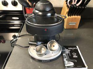Krups espresso machine for Sale in Spanaway, WA