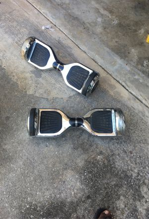 2 hoverboards for Sale in Decatur, GA