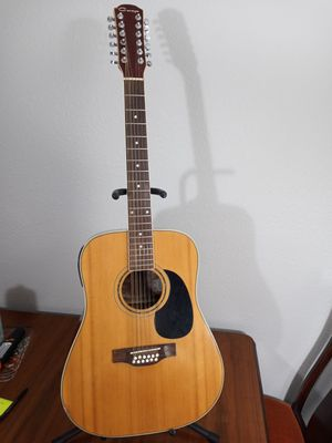Caraya 12 String Acoustic Electric Guitar for Sale in Arlington, TX