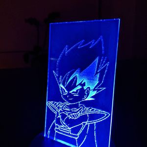 Dragonball Z LED Lamp for Sale in Gilbert, AZ