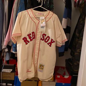 Red Sox Jersey for Sale in Westbury, NY