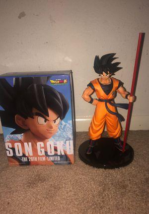 Dragon Ball Z Goku figure ( Trade , READ DESCRIPTION) for Sale in Converse, TX