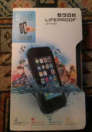 5/5s lifeproof case for Sale in Tampa, FL