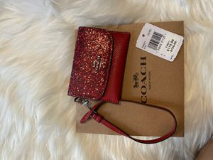 Coach Card Pouch for Sale in Downey, CA