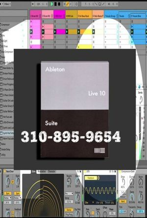 Ableton Live 10 Suite 🎹 🎧 ( Complete Suite ) *NEW for Sale in Los Angeles, CA