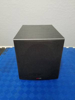 Polk Audio PSW303 Home Theatre Power Subwoofer for Sale in Gilbert, AZ