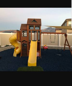 Swing set installation includes for Sale in Compton, CA