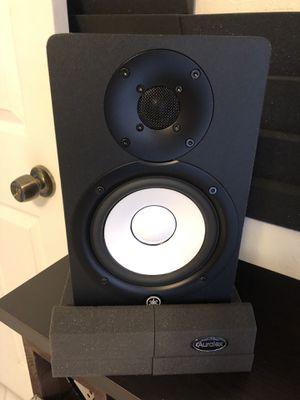 Yamaha HS50M - Pro Audio Studio Monitors - Pristine Condition for Sale in Oakland Park, FL