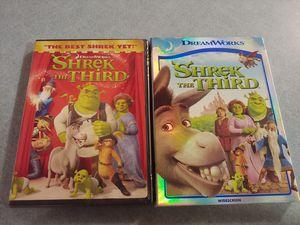 Shrek The Third DVD for Sale in Bristol, VA