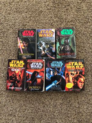 Star Wars Books for Sale in San Diego, CA