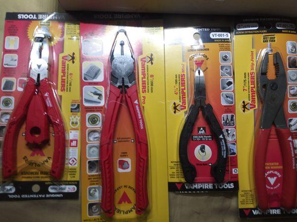 Vampire tools 4pc tool set