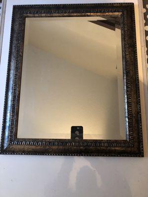 Antique Mirror 18 1/2 x22 1/2 for Sale in Houston, TX