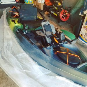Old Town Topwater PDL 106 Kayak for Sale in Stockton, CA