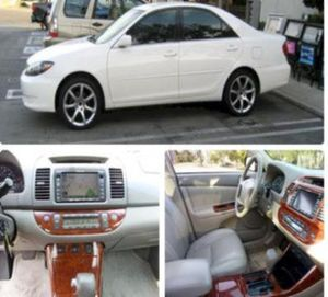 For Sale$6OO_2OO4 White Toyota Camry for Sale in Jersey Shore, PA