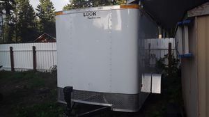 I have a in box utility trailer I would like to trade for a motorhome for Sale in Federal Way, WA