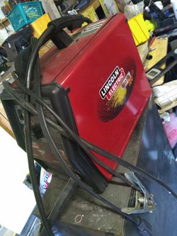 Lincoln 100 HD wire feed welder for Sale in Salt Lake City,  UT